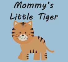 Mommy's Little Tiger Kids Clothes