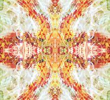 mirror digital pattern by jbartistic