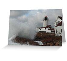 Eastern Point Light - Gloucester, Massachusetts Greeting Card