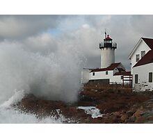 Eastern Point Light - Gloucester, Massachusetts Photographic Print