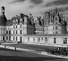 Chambord Castle by Lanis Rossi