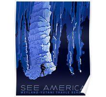 see america aliens parody Poster