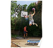Slam-dunk Poster