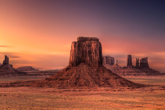 Where Spirits Roam (Monument Valley, Arizona) by Brendon Perkins