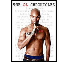 Special Edition DL Chronicles Episode Boo Poster Photographic Print
