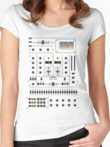 Self Control Mixer Women's Fitted Scoop T-Shirt
