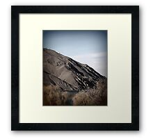 Washington Lake Entiat Framed Print