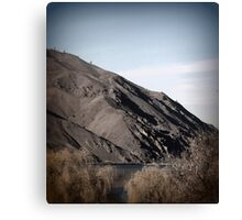 Washington Lake Entiat Canvas Print