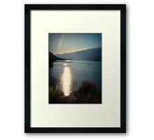Washington Bliss Framed Print