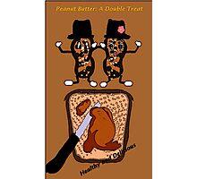 Peanut Butter Photographic Print