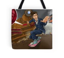 Back to the TARDIS part 3 Tote Bag
