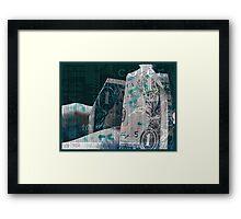 Color of Money Framed Print