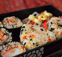 Onigiri Bento Box by Domoki