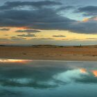 Morning !  (35 Exposure HDR Panorama) - Narrabeen Lakes Entrance, Sydney - The HDR Experience by Philip Johnson