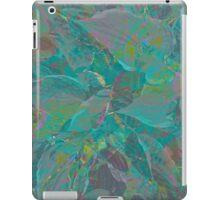 Layered palm  iPad Case/Skin