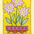 Flower Power by Laura J. Holman