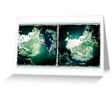 promise of storms Greeting Card