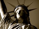 The Statue of Liberty by KatieP