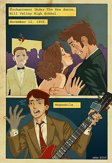 Back to the TARDIS part 2 by the-other-mike