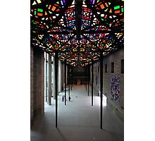 Melbourne NGV - The Great Hall Photographic Print
