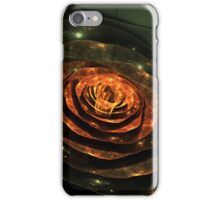 Green Grace iPhone Case/Skin