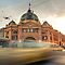 Flinders Street Station by Alex Wise