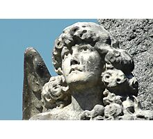 Character Set In Stone Photographic Print