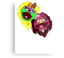 Best Muppets Forever Metal Print
