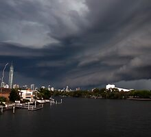 Think it looks like a Storm. by D Byrne
