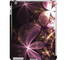 Dark Floral Dreams iPad Case/Skin