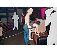 Loving the Nightlife - #56 Photographic Print