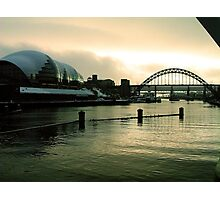 Newcastle Quayside Photographic Print