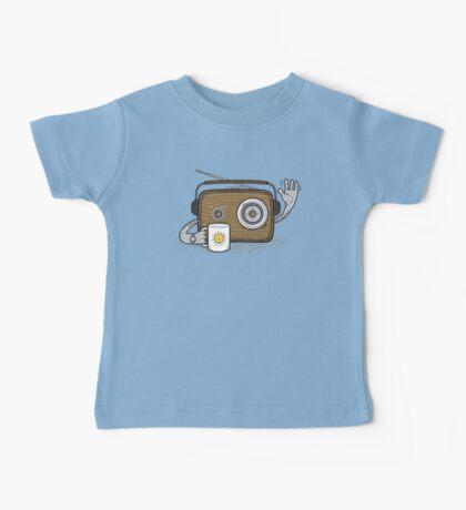 Radio Waves Good Morning Kids Clothes