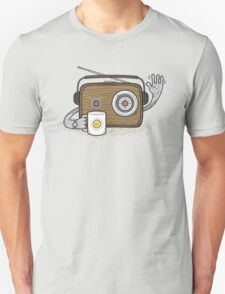 Radio Waves Good Morning T-Shirt