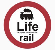 Rail v Life One Piece - Long Sleeve