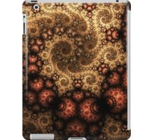 Faded Swirls iPad Case/Skin