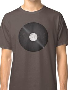Scratched Record Classic T-Shirt