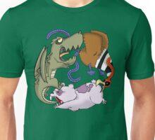 Demon Pet Protaction Unisex T-Shirt