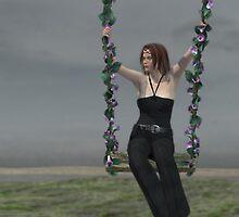 Goddess by Lentamente