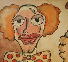 Clown Conundrum- Explosion by MichaelMcCallum