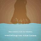 Word: Mark (Walk on Water) by Jim LePage