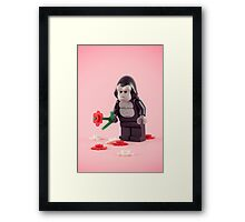 Love's Labour Lost Framed Print