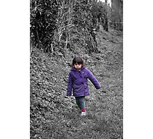 Spring walks Photographic Print