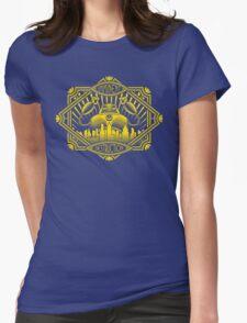 Imminent Destruction Womens Fitted T-Shirt