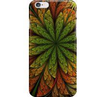Jungle Flower iPhone Case/Skin