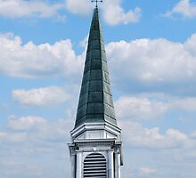 Just a Church Steeple? by barnsis