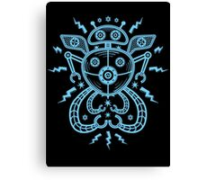 Star Catcher 2000 (Blue) Canvas Print