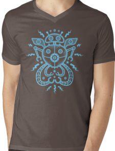 Star Catcher 2000 (Blue) Mens V-Neck T-Shirt