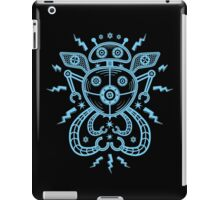 Star Catcher 2000 (Blue) iPad Case/Skin