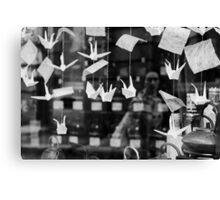 Origamis Canvas Print